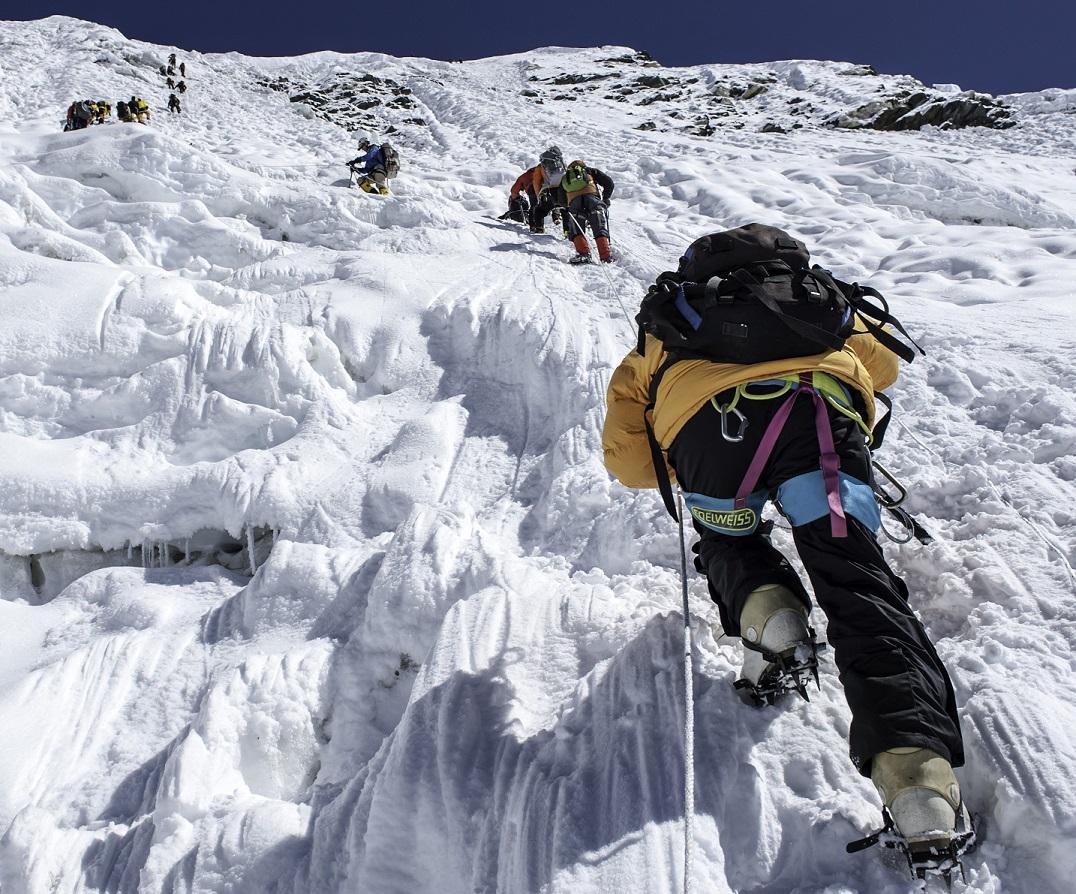 Mount Everestin valloitus
